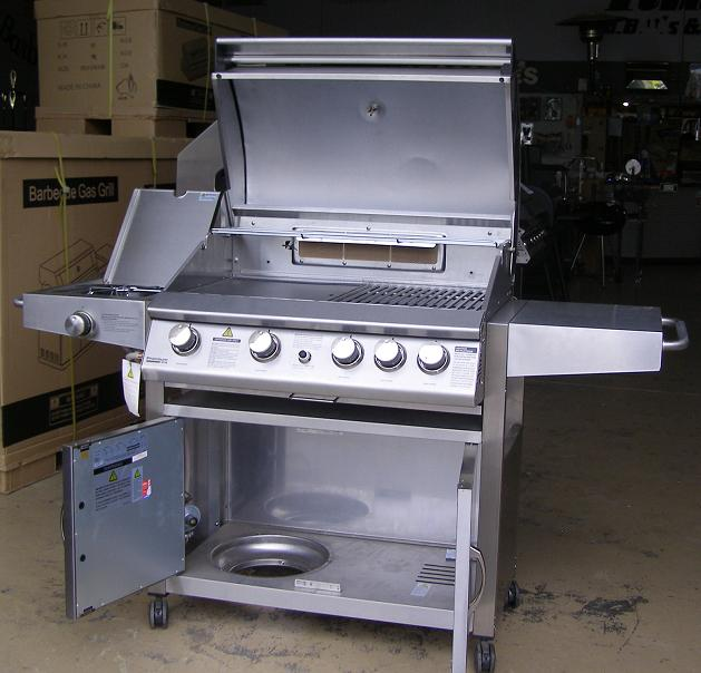 Premium 4S Stainless Steel BBQ