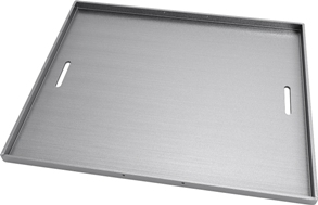 400mm x 485mm hotplate - stainless steel to suit 4B BBQ